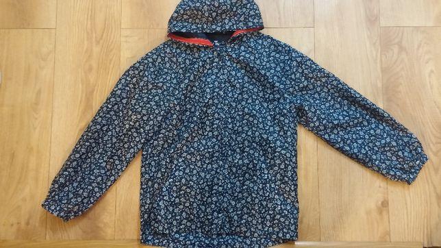 jak nowa kurtka jesienna przejściowa dla dziewczynki 134 140