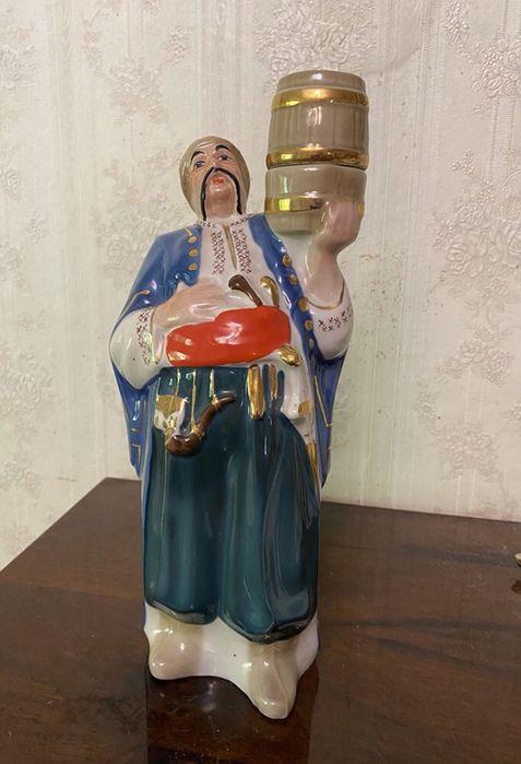 Декоративная бутылка «Козак» под агкоголь Крыжановка - изображение 1