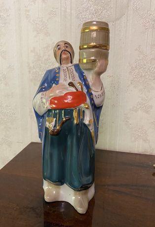 Декоративная бутылка «Козак» под агкоголь