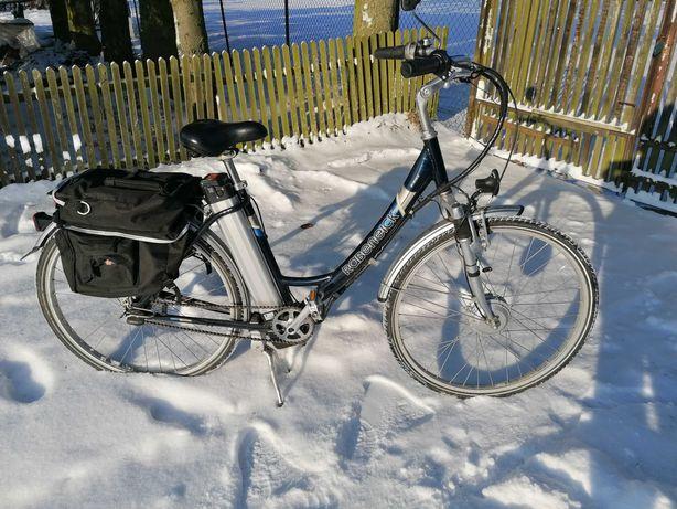 Rower elektryczny - Rabeneick ALU7005