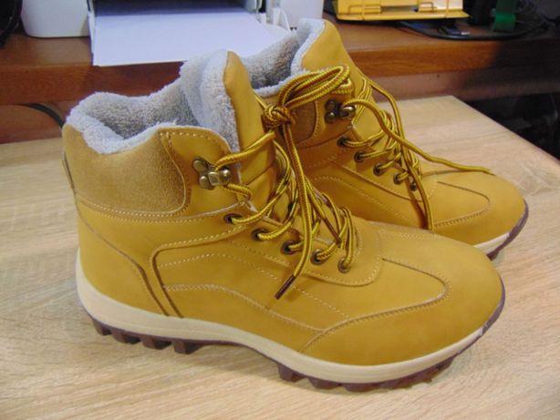 Ботинки зимние мужские. Размер 42
