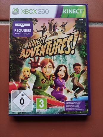 Jogo Kinect Adventures Xbox 360 Kinect