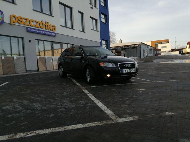 Audi a4 b7  2.0 tdi 16v s-line