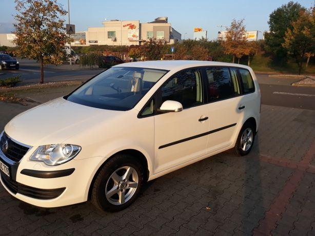 VW Touran 1T 2007r 1.9 TDI
