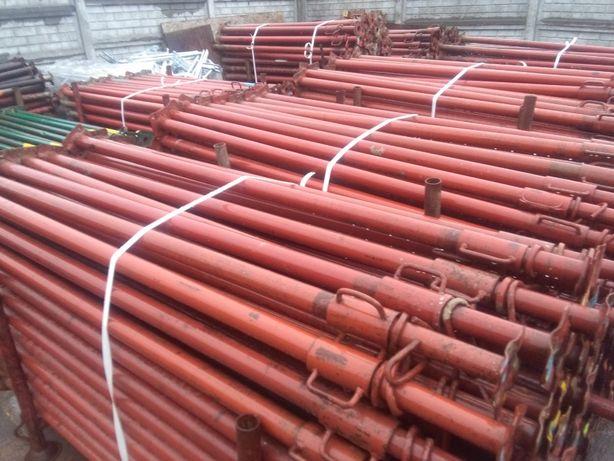 Podpory budowlane stemple metalowe dźwigar H-20 szalunki stropowe