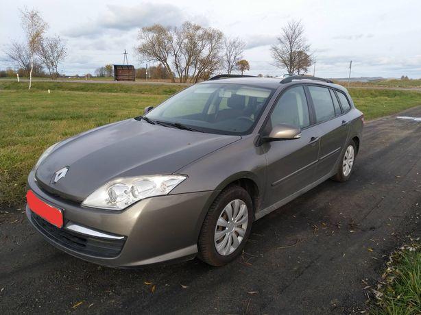 Renault Laguna 2009 года