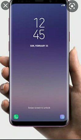 Samsung Galaxy S9 plus duos.черный.6  128
