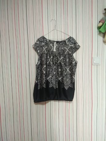 Блуза майка G-Star Raw 52-54,блузка без рукава атласная XXL,футболка
