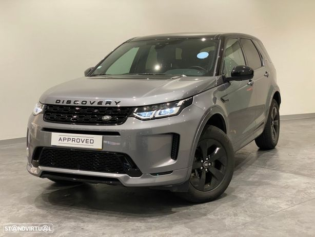 Land Rover Discovery Sport 2.0 eD4 R-Dynamic S 7L