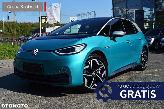 Volkswagen Id.3 Nowy Model 1st Plus 204km Nawigacja App Connect