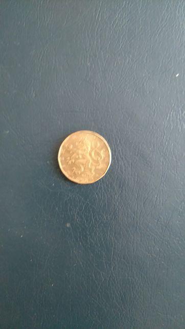 Продам 20 чешских крон цена 50 гривен