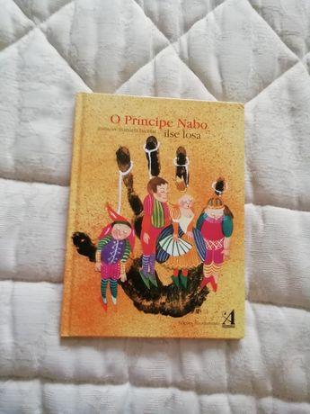 O Príncipe Nabo autor: Ilse Losa Plano Nacional de Leitura