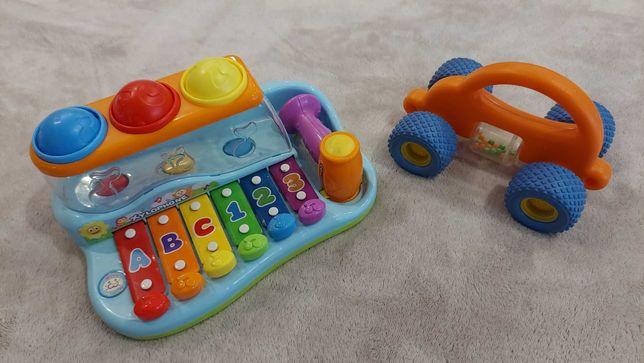 Продам игрушки: ксилофон и мышинку