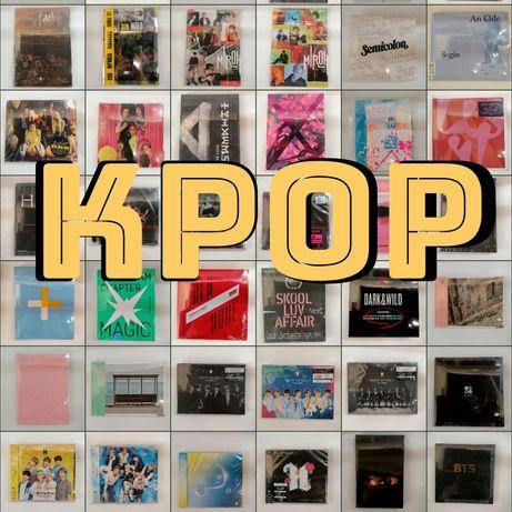 Discos K Pop NOVOS/SELADOS (Consultar Preços)