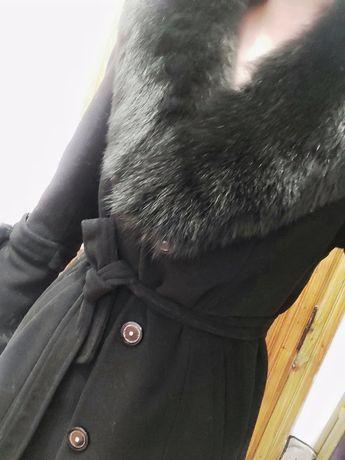 Женское кашемировое пальто зимнее. Зимове пальто