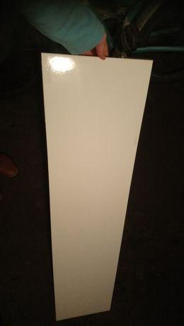 Półka na ścianę wisząca Ikea biała lakierowana