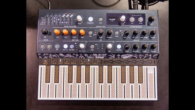 Arturia MicroFreak Syntezator + zasilacz (synth keyboard klawiatura)