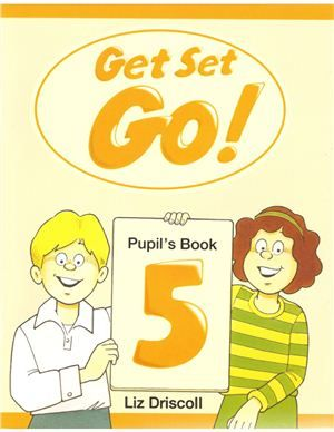 Get Set Go тетрадь+книга