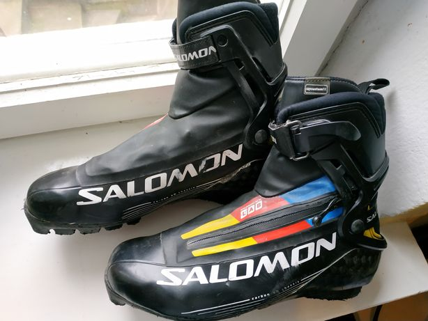 Buty salomon carbon skate 42 biegowki