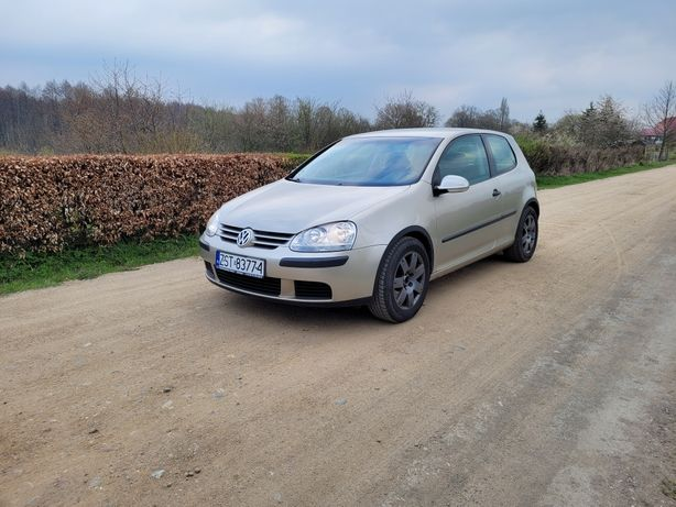 VW Golf 5 1.6 mpi 102