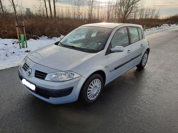 Renault Megane II Benzyna 5 Drzwi Zarejestrowana Klima
