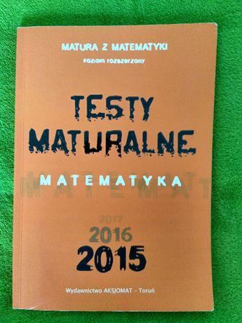 Testy maturalne matematyka poziom rozszerzony