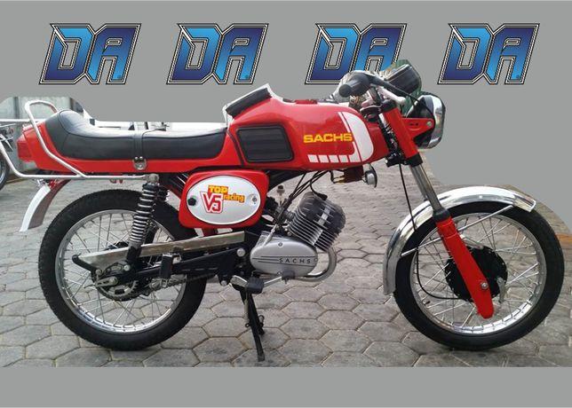 Autocolantes S.I.S. Sachs V5 Top Racing