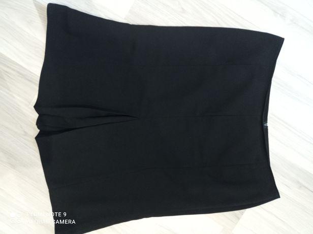 Spódnica czarna r 50