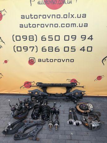 Toyota RAV4 Подрамник, рычаг, амортизатор, цапфа задняя 2019-2020