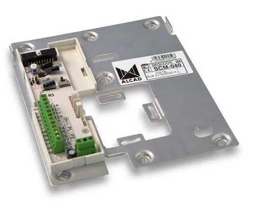 Placa/suporte video porteiro ALCAD SCM-040