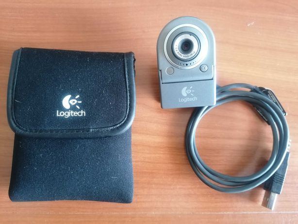 Webcam Computador logitech