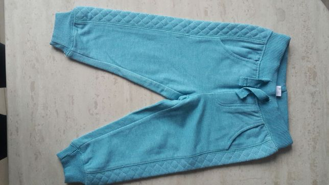 Spodnie dresowe r.86