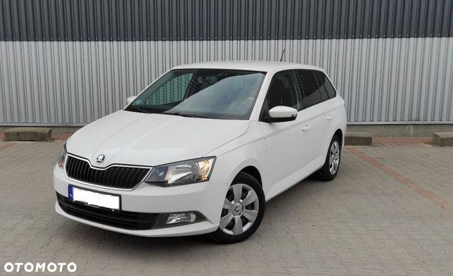Škoda Fabia Skoda Fabia 3 Kombi Salon Polska Bezwypadkowa