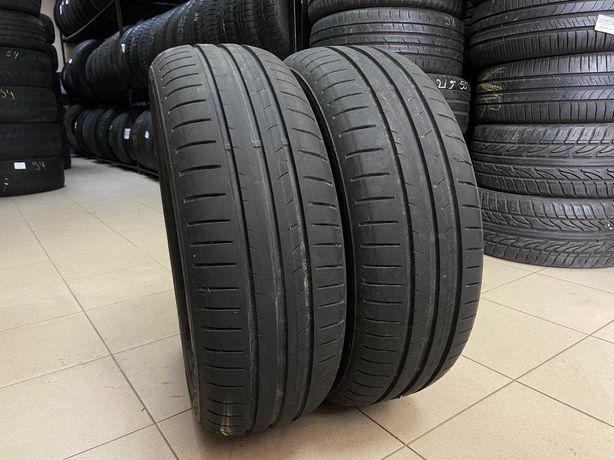 7.2мм. 2шт Літо 195/65 R15 Dunlop sport blue responce пара шини бу