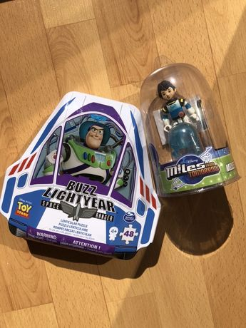 Spin Master puzzle 3D Toy Story 4 Buzz Lightyear + miles from tomorrow