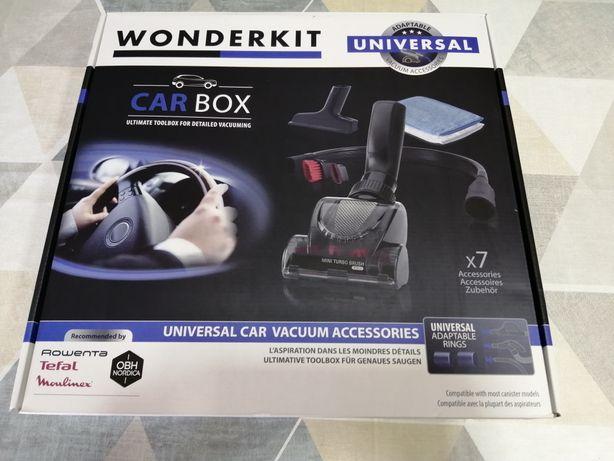 Kit acessórios para aspiração do carro