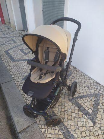 Carrinho bebé Jané Epic + Matrix 2 light