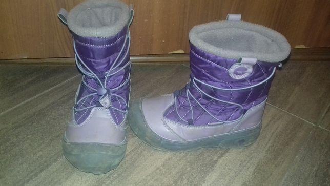 Buty zimowe Hi-tech. Ciepłe. Bardzo ładne i w bardzo dobrym stanie.