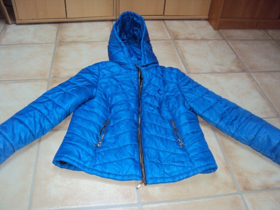 Kurtka zimowa niebieska xl/xxl 42/44 Dusin - image 1