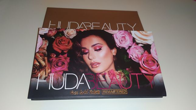 Huda Beauty Rose Gold Palette Paletka do Makijażu