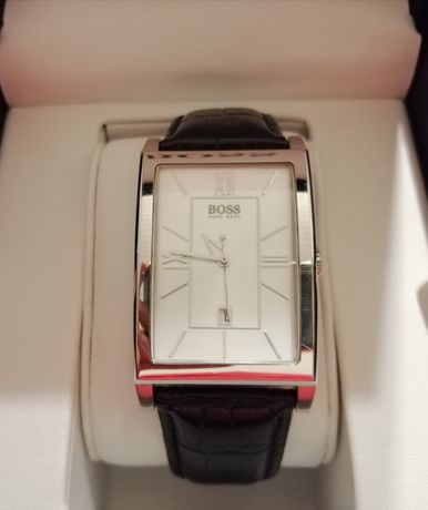 Zegarek męski Hugo Boss, noszony kilka razy