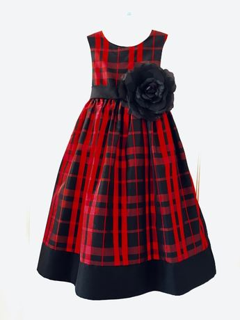 Шикарное удлиненное платье 6-8 лет. Англия.