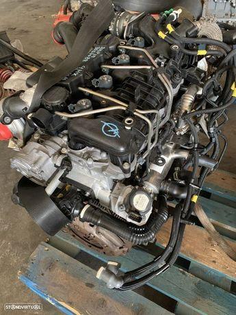 Motor PSA 1.6 hdi 9HX
