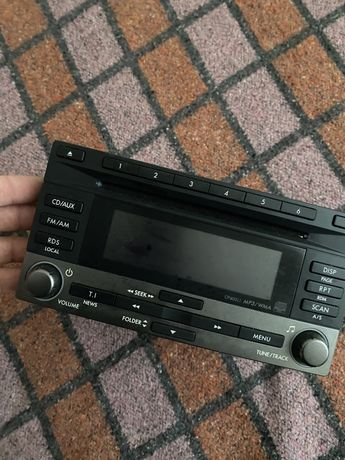 Автомагнитола Subaru Clarion
