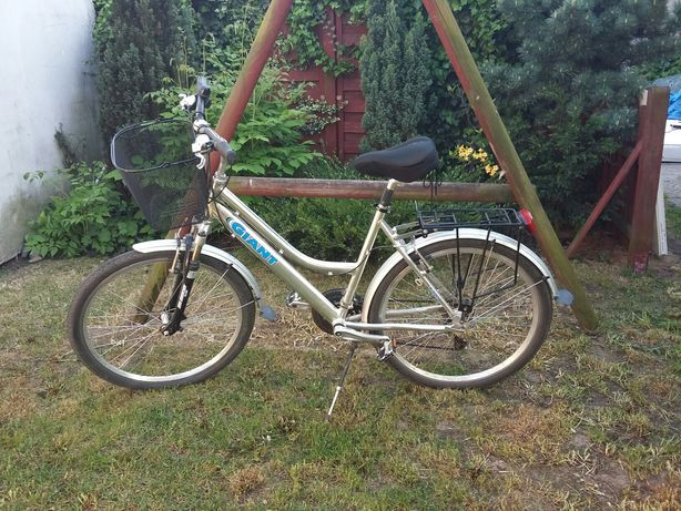 Rower 26 koła aluminiowa rama