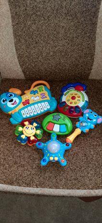 Музичні іграшки для малюків