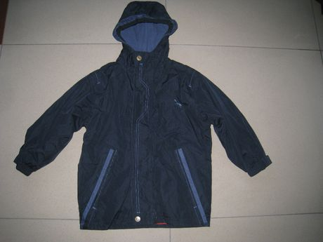 Курточка демисезонная мальчику Outdoor scene 5-6 лет,110-116см.