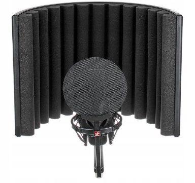 SE Electronics X1S Studio Zestaw Studyjny Mikrofon Pojemnościowy