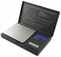 NOWA elektroniczna waga jubilerska gramowa 0,1-500g Lombard Madej sc