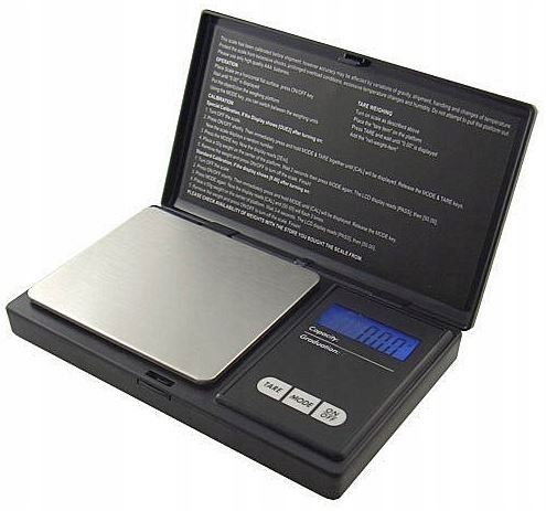 elektroniczna waga jubilerska, digital professional 0,01-200gr,